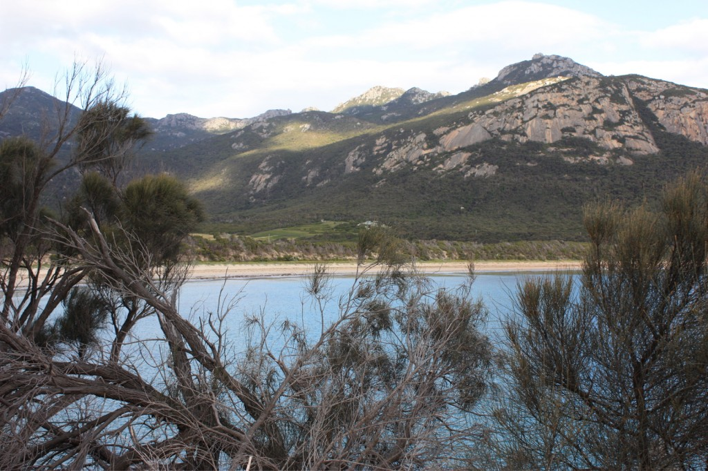 Trousers Point Beach is one of the most iconic beaches on Flinders Island